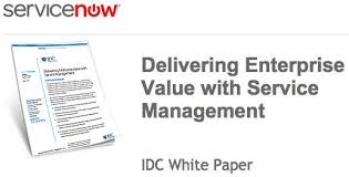 how to increase high roi with servicenow-idc report
