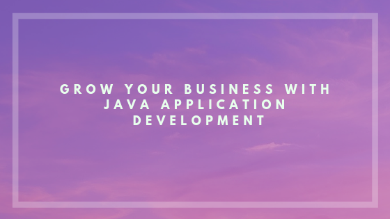 java application development company in bangalore