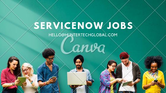 Sevicenow developer salary Archives - HunterTech Global