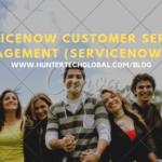ServiceNow Customer Service Management-servicenow csm-2019