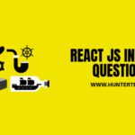 REACT JS INTERVIEW QUESTIONS UPDATED - JULY -2019