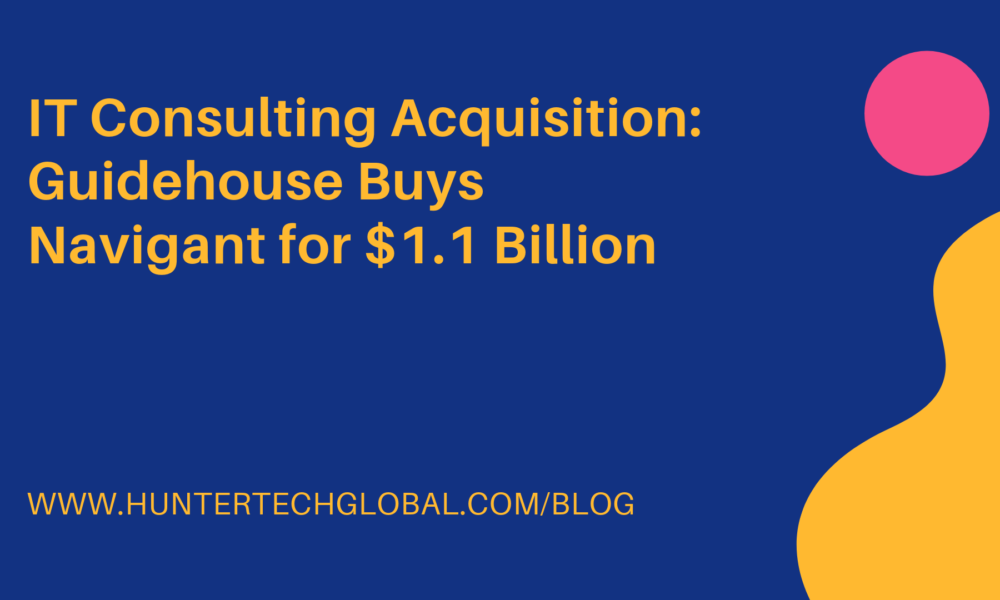 IT Consulting Acquisition