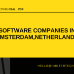 SOFTWARE COMPANIES IN AMSTERDAM,NETHERLANDS