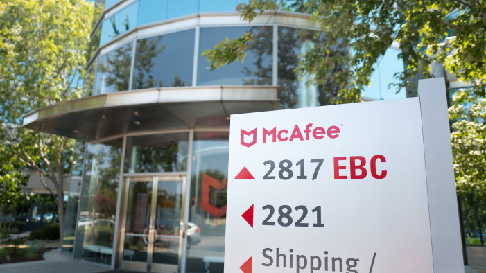 Mcafee acquire nanosec