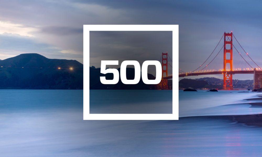 500 startups 26th Batch