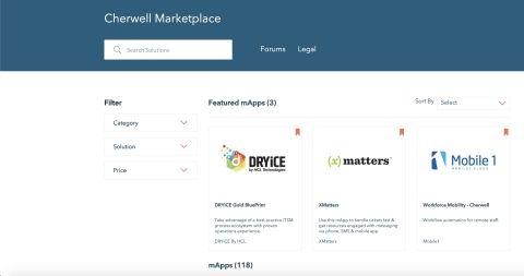 enterprise applications-cherwell