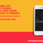 Why does Mobile App development Economy activity will surge during and after Covid-19 Pandemic?